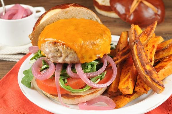 Display homechef turkeyburger 7