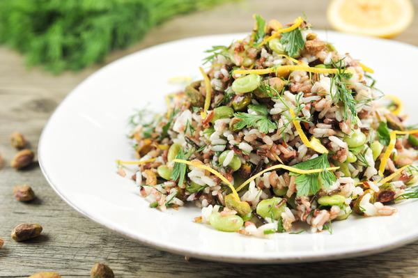 Display ricesalad 6